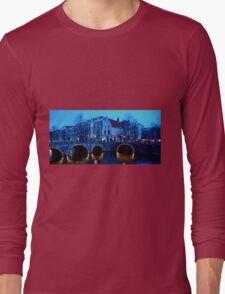 Dusk in Amsterdam Long Sleeve T-Shirt