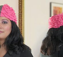 (532) Amsterdam Mexico turban (card) by Marjolein Katsma