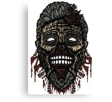Just Another Zombie Canvas Print