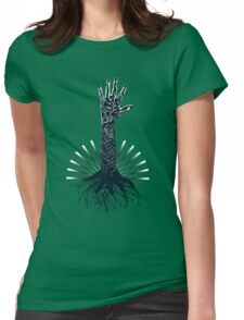 Rise Womens Fitted T-Shirt
