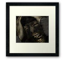 Lycanthropy Framed Print