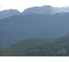Rocky Mountain National Park, CO Photographic Print
