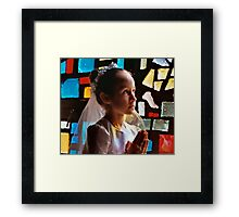 Precious Prayers Framed Print
