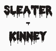 sleater-kinney by Luckythelab