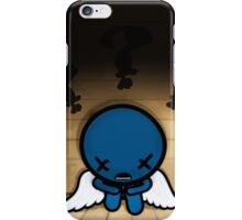 The Binding of Isaac - ??? (Blue Baby)  iPhone Case/Skin