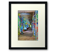 Under the Miami Marine Stadium **SPECIAL SERIES** Framed Print