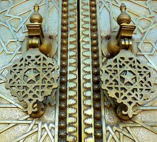 Royal door knockers by bubblehex08