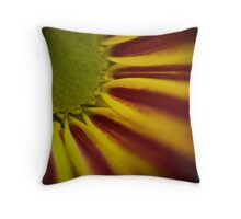 Bokeh Flower Throw Pillow