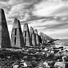 Cramond Causeway  by Andrew Ness - www.nessphotography.com