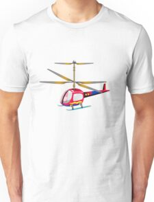 Henry the Helicopter Unisex T-Shirt