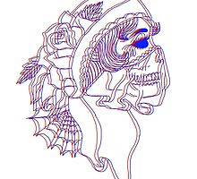 sad gypsy by Julia Sanchez