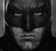Batman Ben Affleck (2.0) Sticker