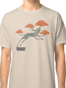 Bonsai Lion Escapes Classic T-Shirt