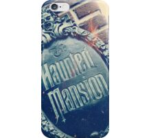 Haunted Sign iPhone Case/Skin