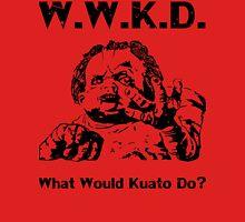 What Would Kuato Do? - Dark Unisex T-Shirt