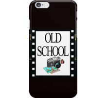 Old School iPhone Case/Skin