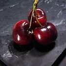 Cherries at Summer by RecipeTaster