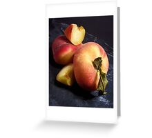 Flat summery delight Greeting Card