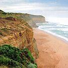 Shipwreck Coast , Great Ocean Road, Victoria, Australia by Adrian Paul
