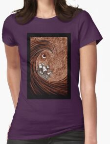 The Tempest Womens Fitted T-Shirt