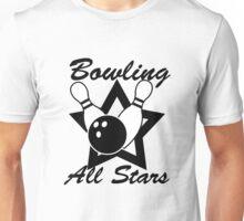 Bowling All Stars Unisex T-Shirt