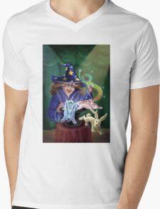 Magic Act Mens V-Neck T-Shirt