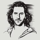 Desmond Hume by vectorart