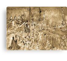 MACONDA  Canvas Print