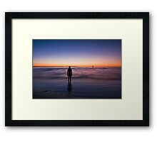 Antony Gormley Framed Print
