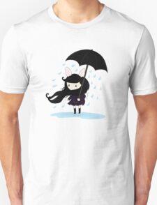 why does it always rain on me? Unisex T-Shirt