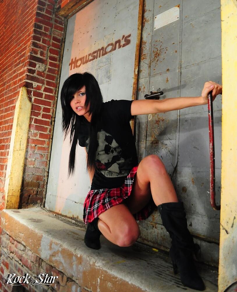 Punk Rock Princess by Alex Fuhr