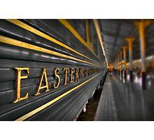 Trans Orient Express Photographic Print