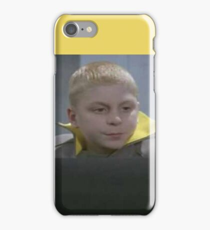 What a mighty fine lad! iPhone Case/Skin