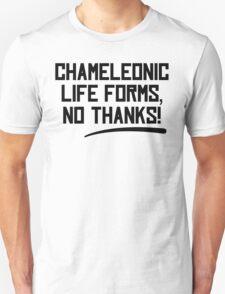 Chameleonic life forms - Light T-Shirt