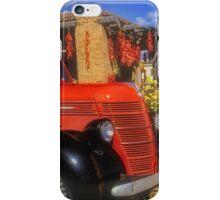 Red Chili Truck iPhone Case/Skin