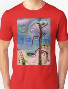 Tree In The Desert T-Shirt