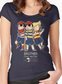 Brother From Another MOTHER Women's Fitted Scoop T-Shirt