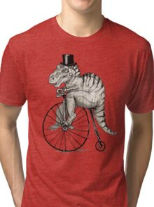 They see me rollin They hatin Tri-blend T-Shirt