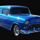 1955 Chevy Sedan Delivery by barnsis