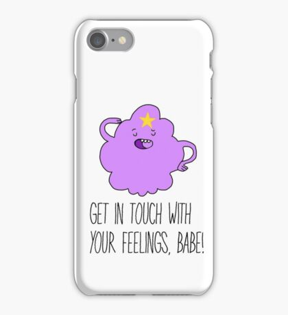 lumpy space princess iPhone Case/Skin