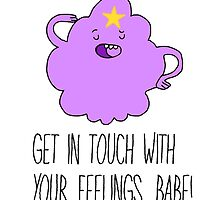 lumpy space princess by Julia Sanchez