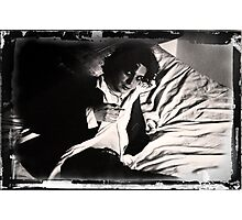 The dark attic Photographic Print