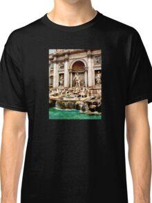 Trevi Fountain Classic T-Shirt