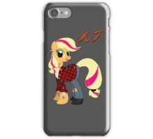 Punk AJ iPhone Case/Skin