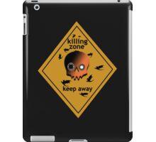 zone iPad Case/Skin