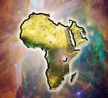 Africa's Ascension by AlbertStewart