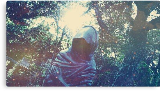 Haunted Statue by Nick Nygard