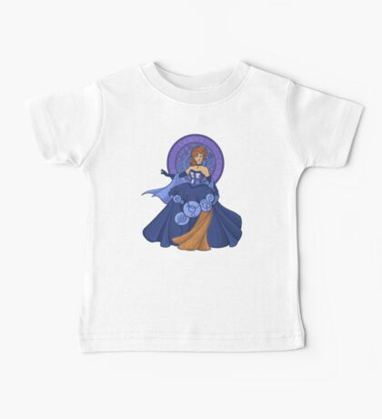 Gallifreyan Girl Kids Clothes