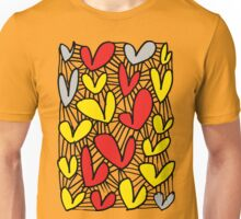 some hearts Unisex T-Shirt