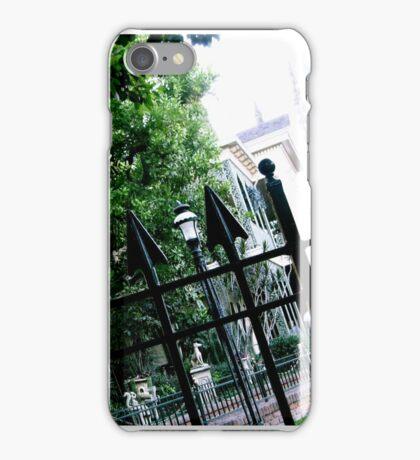 Haunted Iron iPhone Case/Skin